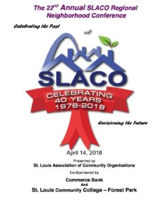 SLACO 2018 Program Booklet