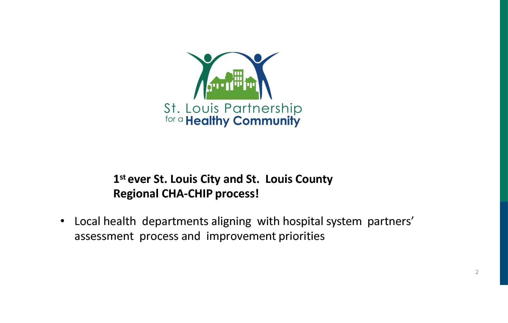St. Louis Partnership for a Healthy Community